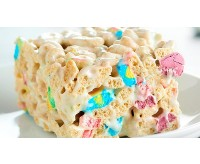 Lucky Charms Marshmallow Treats (8 pack)