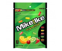 Mike and Ike Original - 10-Flavors, Large Bag (283g)