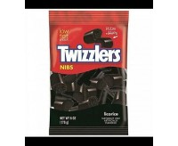 Twizzlers Nibs, Licorice (170g)