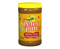 Peter Pan Honey Roast Crunchy Peanut Butter (462g)