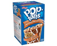 Kellogg's PopTarts Frosted Chocolate Chip Cookie Dough USfoodz