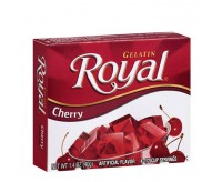 Royal Gelatin Cherry (40g)