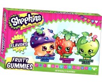 Shopkins Fruity Gummies Three Flavors (85g) Theatre Box