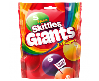 Skittles Giants, 3x Bigger (170g)