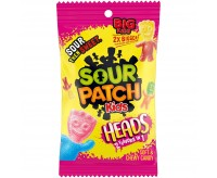 Sour Patch Kids, Heads