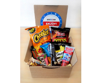 USfoodz Surprise Box, Graduation Temptation