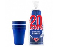 The Original Cup Blue - 20 Cups (532ml)