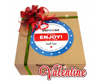 USfoodz Surprise Box, Sweet Valentine