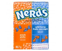 Wonka Nerds Wild Berry Peach (46g)