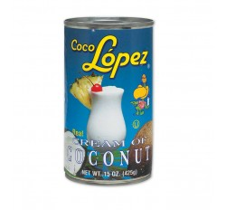 Coco Lopez Cream of Coconut (425g)