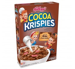Kellogg's Cocoa Krispies, Cereal (439g)