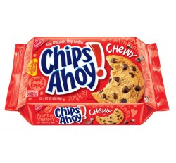 Chips Ahoy! Chewy with Reese's Cups (Red) (269g)