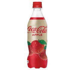 Coca-Cola Apple (500ml)