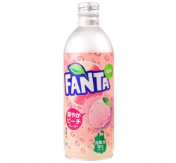 Fanta White Peach (JAPAN) (500ml)