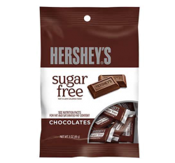 Hershey's Sugar Free Chocolates (85g)