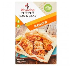 Nando's Peri Peri Bag & Bake Medium (20g)