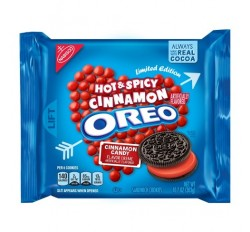 Oreo Hot & Spicy Cinnamon (Limited Edition) (303g)