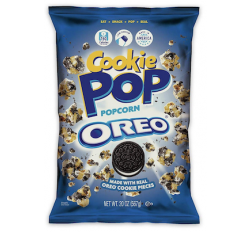 Cookie Pop - Popcorn, Oreo (567g)