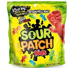 Sour Patch Kids 1.58kg