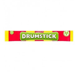 Drumstick Chew Bar, Raspberry & Milk (18g)
