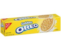 Oreo Golden Cookies, Box (155g) (BEST-BY DATE: 22-03-21)