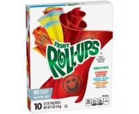 Fruit Roll-Ups, Variety Pack (10-pouches) (141g)