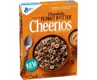 Cheerios Chocolate Peanut Butter, Large  (402g) (BEST BY 20-06-21)