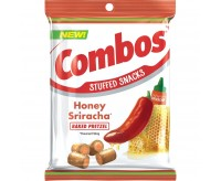 Combos Stuffed Snacks, Honey Sriracha Baked Pretzels (178g)