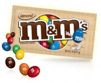 M&M's Almond, Share Size (80g) (BEST-BY: 08-2020)