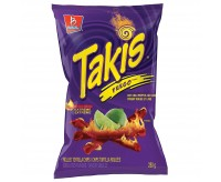 Takis Fuego (280g) (BEST BY DATE 11-08-21)