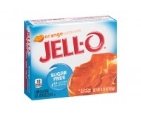 Jell-O Sugar Free, Orange (8.5g)