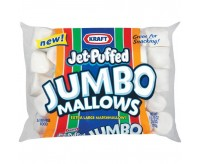 Jet-Puffed Jumbo Mallows (680g)