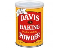 Davis Double Acting Baking Powder (230g)