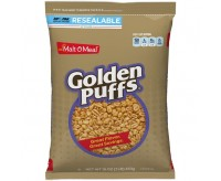 Malt-O-Meal Golden Puffs Cereal (453g)