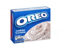 Jell-O Oreo Cookies 'n Creme, Instant Pudding & Pie Filling (119g)