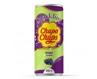 Chupa Chups Sparkling, Grape (250ml)