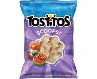 Tostitos Scoops Tortilla Chips (411g)