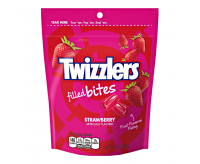 Twizzlers Bites, Strawberry Filled Bag (226g)